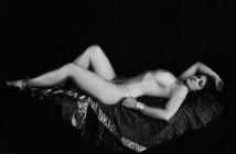 black & white nudes