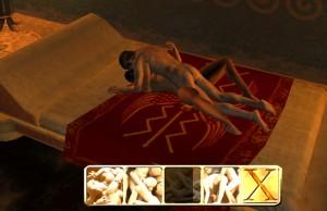 Sex scene Venus Rising