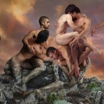 Nude men art