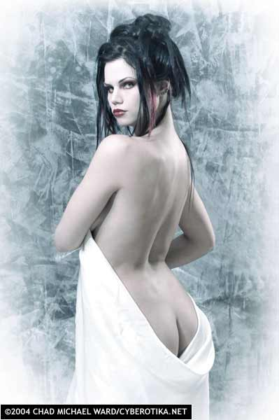 nude gothic girls art