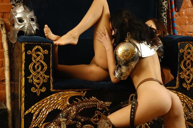 эротика в средневековом антураже - 10
