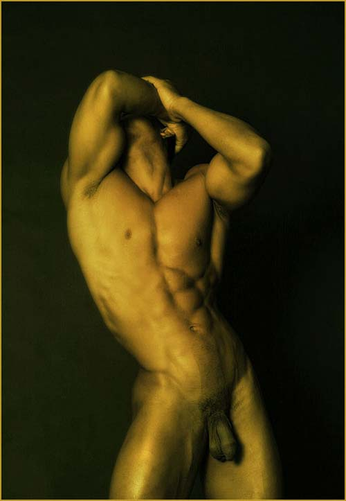 Celebrity Muscle Men Nude Photography Images