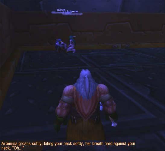 World of warcraft sex game